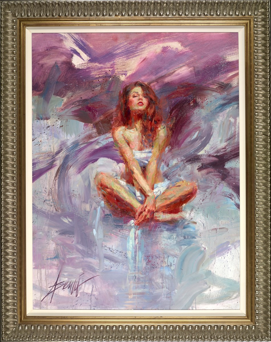 Whims of Desire by henry asencio -  sized 36x48 inches. Available from Whitewall Galleries